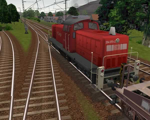 Installed train simulator patch 1. 6 first driving your of folder 10124 6 v